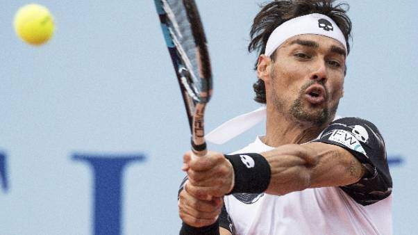 Atp Gstaad, Fognini in finale