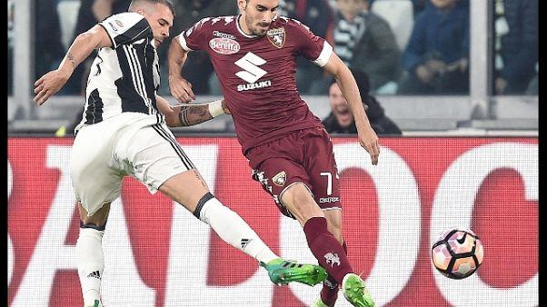 Amichevoli: Torino batte Guingamp 2-0