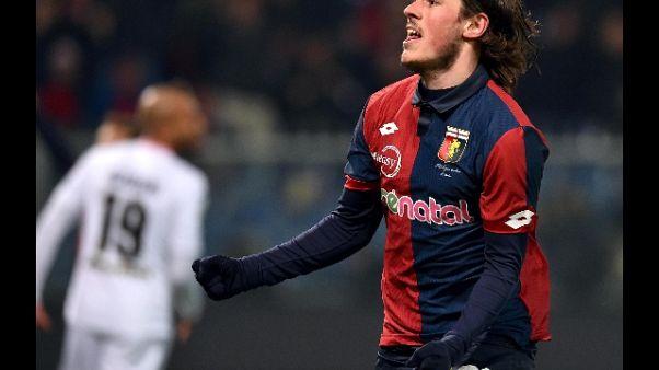 Gol di Ninkovic, Genoa piega il Nantes