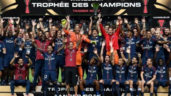 Trophée des champions: le PSG reprend une coupe