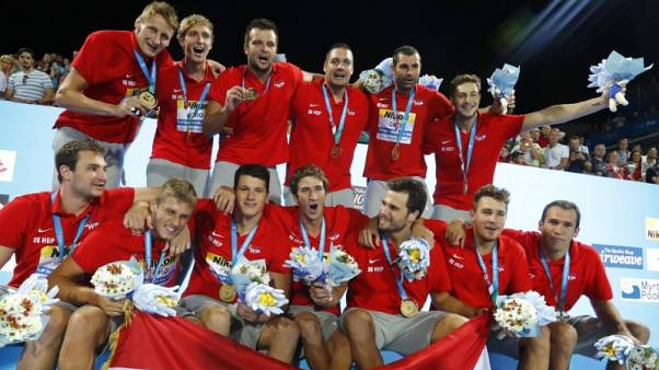 Water polo - Croatia beat hosts Hungary to win men's world title