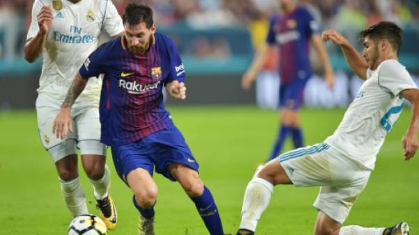 """Amical: le Barça s'offre le """"Clasico"""", le mystère Neymar demeure"""