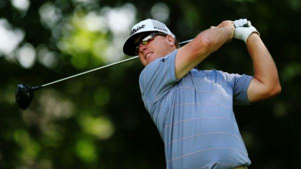 Golf: Hoffman prend les commandes à l'issue du 3e tour de l'Open du Canada