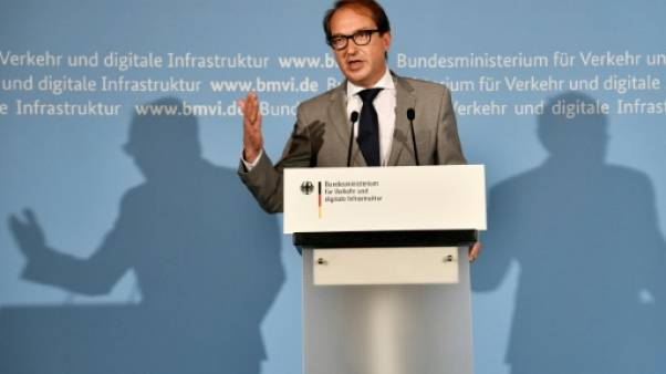 Allemagne: sommet de crise sur le diesel