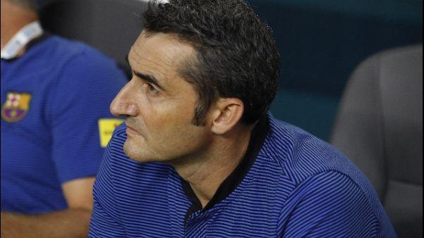 "Valverde ""Neymar del Barca, aspettiamo"""