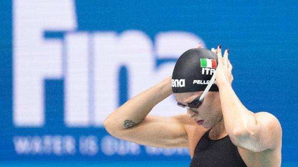 Mondiali nuoto: azzurre in finale 4x100m