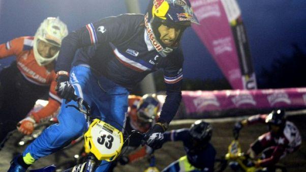 Mondiaux de BMX: André en argent, Daudet en bronze