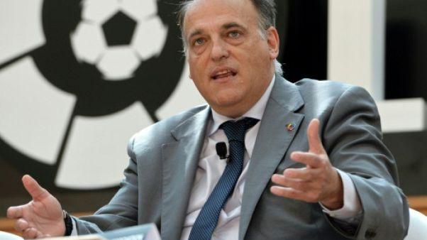 Espagne: la Liga veut saisir l'UEFA contre le PSG à propos de Neymar