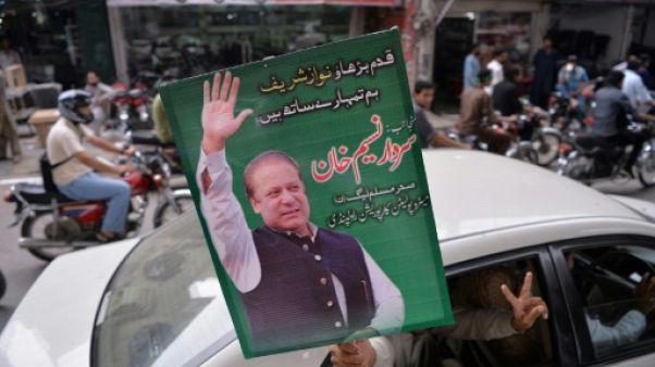Le Pakistan élira son Premier ministre mardi