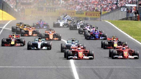F1: Marchionne, è la Ferrari che voglio