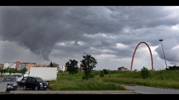 Nuova allerta temporali sul Piemonte