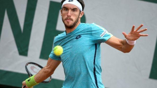 "Tennis: Leonardo Mayer, ""Lucky Winner"" à Hambourg"