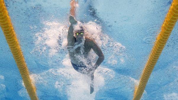 Mondiali nuoto:Italia 16 medaglie record