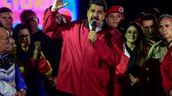 Venezuela: Maduro face à son opposition et à Washington