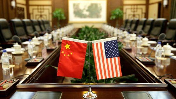China says no link between North Korea and China-U.S. trade