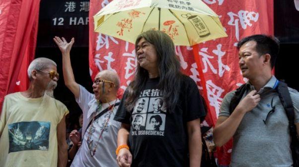 Hong Kong: un militant démocrate blanchi par la justice