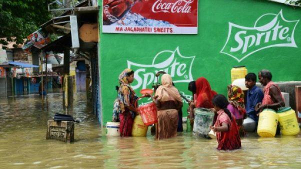 Inondations en Inde: près de 700 morts depuis juin