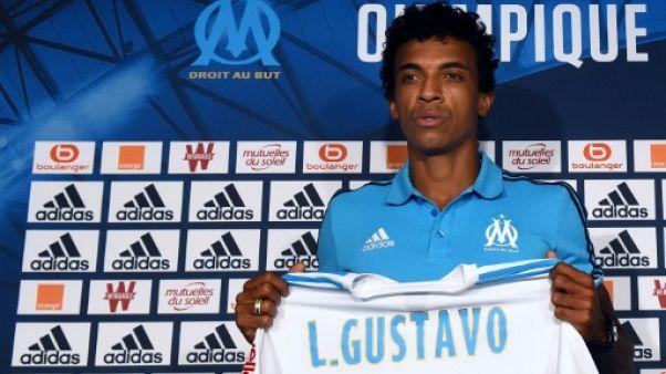 Ligue 1: à Marseille, Luiz Gustavo est déjà le patron
