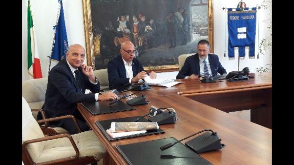 Siccità: regge il 'sistema Basilicata'