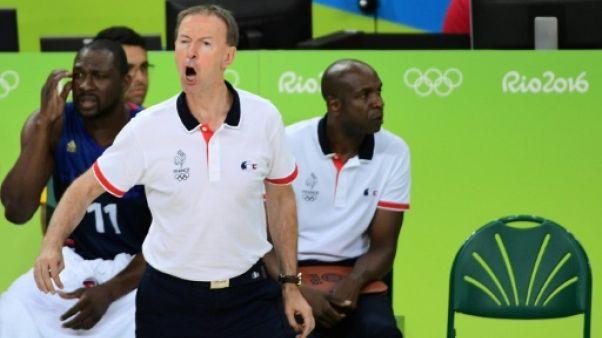 """Basket: """"Une nouvelle ère"""", pour Collet qui veut """"se mêler à la course au podium"""" de l'Euro"""
