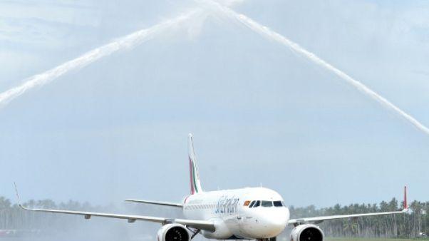 Sri Lanka: l'équipage d'un avion maîtrise un incendie en plein vol
