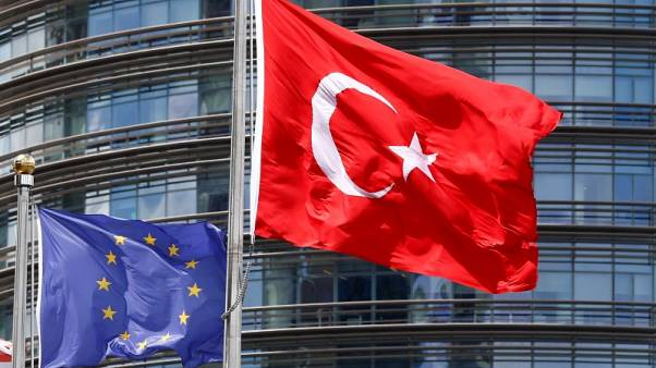 Germany wants Europe to suspend prep work for EU-Turkey Customs Union