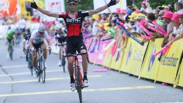 Ciclismo: a Teuns 3/a tappa Giro Polonia