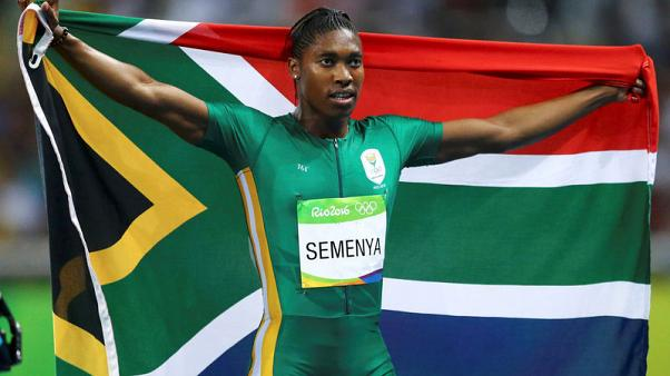 Athletics - Renewed scrutiny for Semenya as she chases double gold