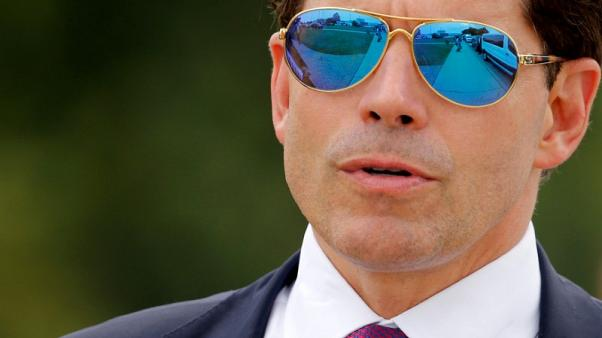 White House communications director Scaramucci leaves in order to 'clean slate'
