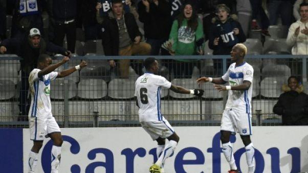 Ligue 2: Auxerre se met sur de bons rails