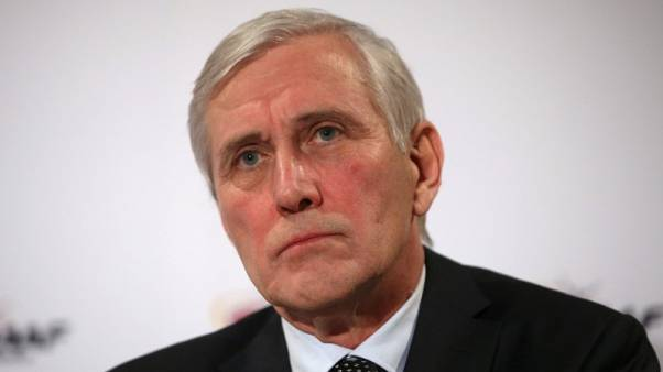 Athletics - Long road back for Russia after Task Force voices concerns
