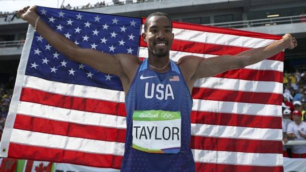 Athletics - Taylor set to deliver 'double blow' to Edwards' legacy