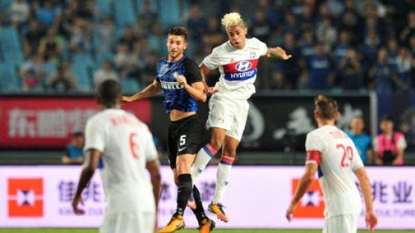 Ligue 1: Lyon veut retrouver le podium