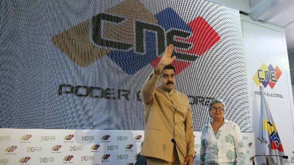 Venezuela: Gentiloni,è rischio dittatura