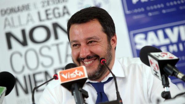 C.destra: Salvini,pronto a guidare Paese