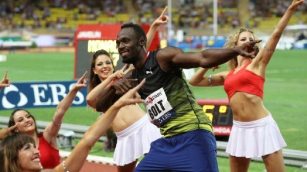Athlétisme: Bolt, le show permanent