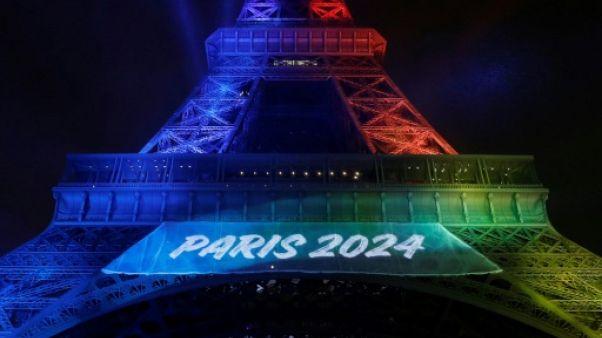 2024: les JO à Paris, c'est parti