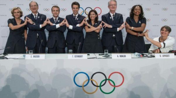 JO-2024: les hommes et les femmes qui ont construit le succès français