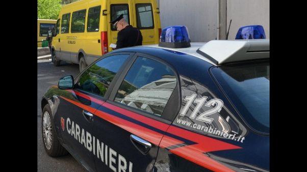 Abusi 11enne,arrestato autista scuolabus