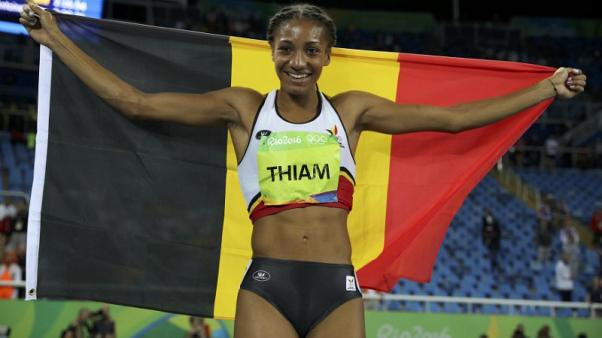 Thiam the one to watch in London worlds heptathlon