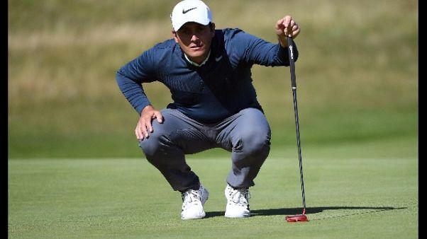 Golf, F.Molinari al WGC di Akron