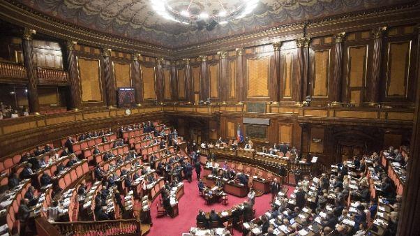 Vitalizi: Salvini, Pd rinvia, vergogna