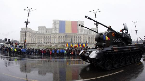 Romania commits to keep annual defence spending at 2 percent of GDP until 2026