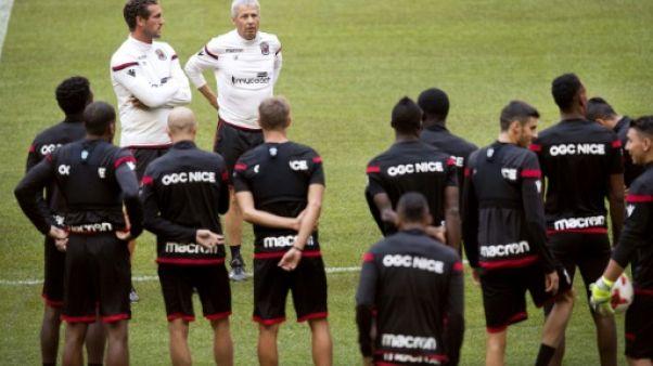 """Ligue des champions : """"A nous de répéter la même prestation"""", a espère Lucien Favre"""