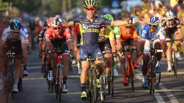Ciclismo: Tour Polonia, 4/a tappa a Ewan