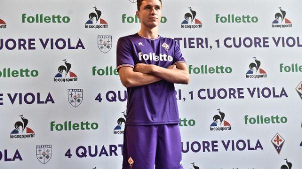Amichevoli, Braunschweig-Fiorentina 2-3