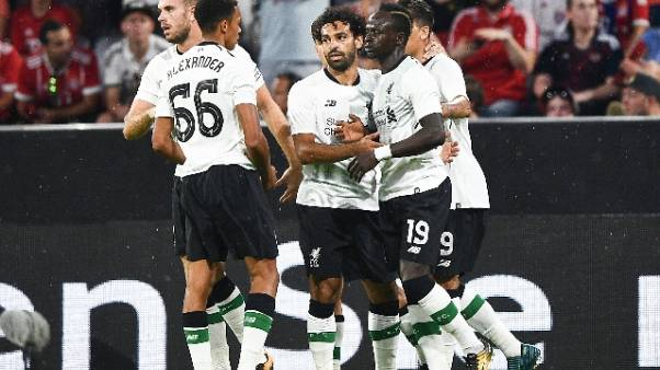 Audi Cup: Bayern-Liverpool 0-3