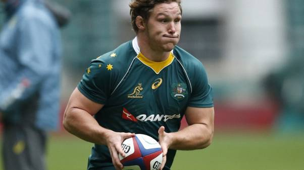 Hooper takes over as Wallabies captain