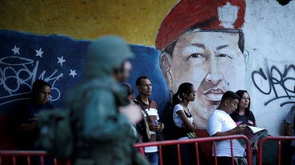 Exclusive - Venezuelan vote data casts doubt on turnout at Sunday poll