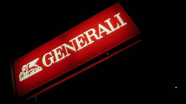 Generali first-half operating profit rises four percent to beat expectations